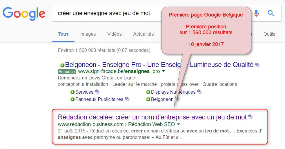 pack contenu textuel optimise google1