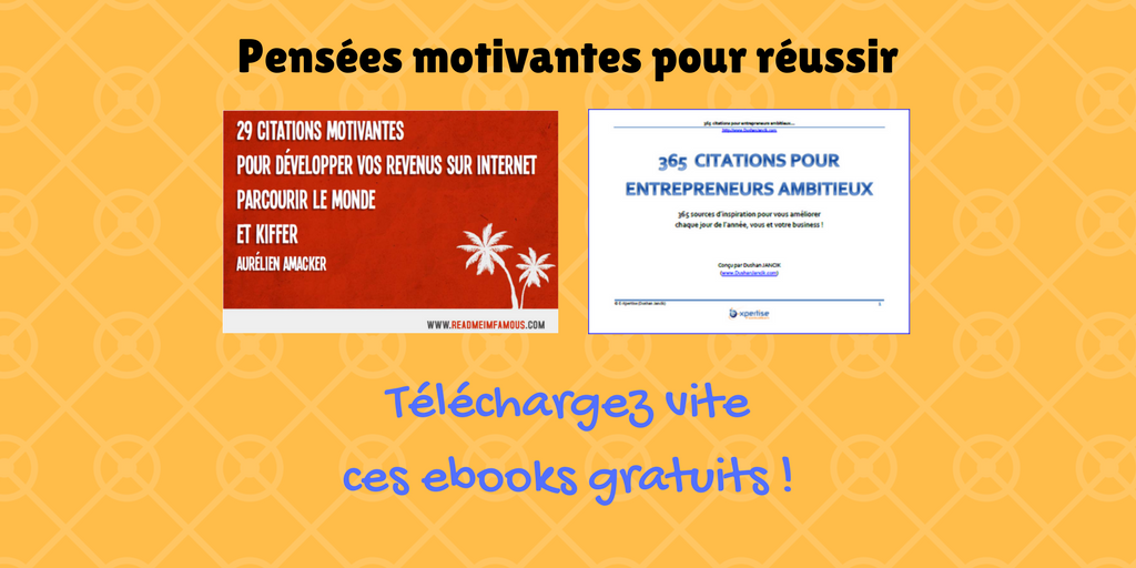 pensees motivantes ebooks gratuits